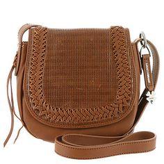 Lucky Brand Noah Leather Crossbody Bag