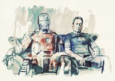 Out of the Wormhole: Trauma and the Self in Iron Man 3 Iron Man Art, Bright Walls, Tony Stark, Cool Artwork, Novels, Comic Books, Superhero, Comics, Fictional Characters
