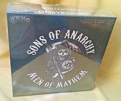 SONS OF ANARCHY GAME NEW 2 CLUB EXPANSIONS GRIM BASTARDS CALAVERAS GALE FORCE 9