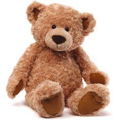 """Gund Maxie Bear Beige 24"""""""