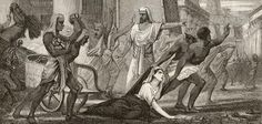 On the streets of Alexandria, Egypt, a mob led by Peter the Lector brutally murdered Hypatia, one of the last great thinkers and the great female scholar of ancient Alexandria for not converting to Christianity. Ancient Greek, Ancient Egypt, Ancient History, Great Thinkers, Great Women, Women In History, Archaeology, Christianity, Alexandria Egypt