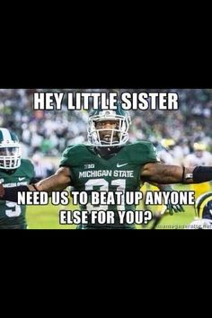 #spartans Michigan State beats Ohio State 24-34 making them big ten champs and securing a trip to the rose bowl :)