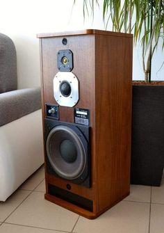 Pro Audio Speakers, High End Speakers, Audiophile Speakers, Stereo Amplifier, Hifi Audio, Monitor Speakers, Subwoofer Box Design, Speaker Box Design, Floor Standing Speakers