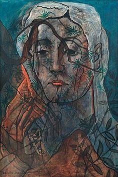 E V V 3 L » Açık Maske (Francis Picabia, 1931)