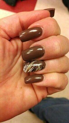 #Fall nail design