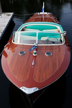 Riva Tritone: Not a car, but...