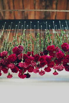Burgundy Wedding And#8211; Best Ideas For Fall Wedding 2017 ❤ See more: http://www.weddingforward.com/burgundy-wedding/ #weddings