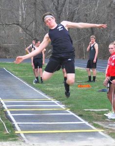 Ligonier Valley track and field- dude i thought this was niall lol