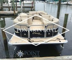 The 4th of July is tomorrow! Come to Bear Point Harbor to get affordable boat rentals.  Book now on our website (http://ift.tt/2kIBbuT) or give a call at 251-981-2327 #pontoon #jetboat #yacht #OBA #boatrentals #july4th