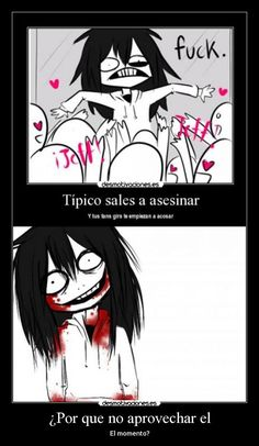 jeff the killer sensual - Buscar con Google