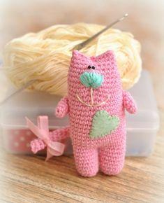 cat amigurumi pattern free