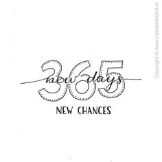 Happy New Year! - The Home Decor Trends Bullet Journal 2020, Bullet Journal Writing, Bullet Journal Themes, Bullet Journal Inspo, New Year Doodle, Quotes About New Year, Happy New Year 2019, Journal Quotes, Journal Paper