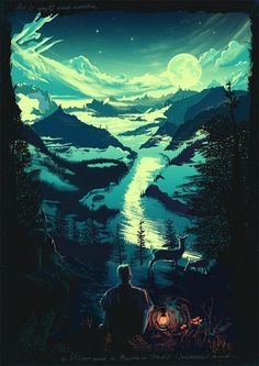Lonesome Traveler by Pete Lloyd