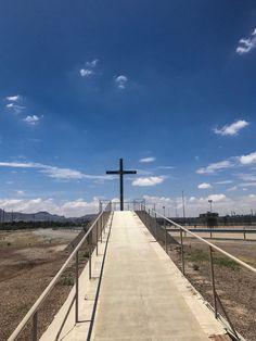 Cruz del migrante ,Cd Juarez Chihuahua
