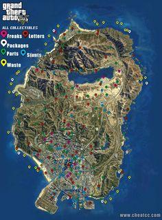 Gat V map