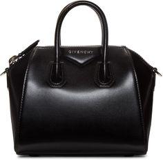 8457d60259 Shop for Black Mini Antigona Bag by Givenchy at ShopStyle.