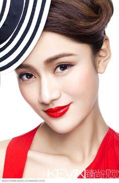 Wang Xi Ran Crystal US Air http://www.moko.cc/wangruixue