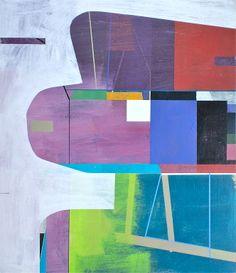 "Saatchi Art Artist: Jim Harris; Acrylic 2013 Painting ""Untitled."""