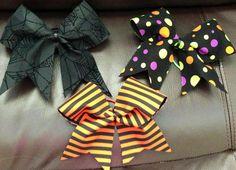 Halloween bows