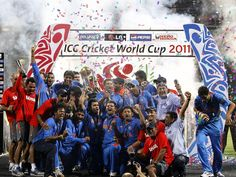 A quick look at the top 5 sporting events in From Cricket to Racing, the sports fan are in for a treat. With the ICC Cricket World Cup starting in February, there are many other events to look forward to. Cricket Logo, Icc Cricket, Cricket Sport, 2011 Cricket World Cup, India Cricket Team, India Win, Dhoni Wallpapers, Cricket Wallpapers, Team Wallpaper