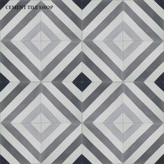 The tile would be way too pricey, but could use as a painted floor pattern if I decide to go that route.