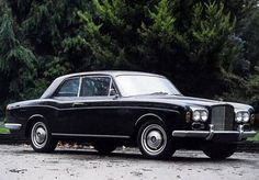 1969 Bentley T1 2-Door Coupe Maintenance/restoration of old/vintage vehicles: the material for new cogs/casters/gears/pads could be cast polyamide which I (Cast polyamide) can produce. My contact: tatjana.alic@windowslive.com
