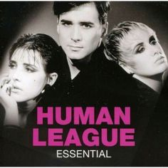 The Human League Fascination