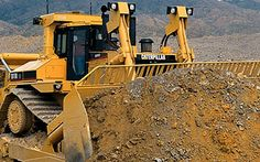 Caterpillar D11R CD Carrydozer Nash CAT Cshaterpillar earth moving mining industrial petroleum agricultural machinery parts, Nash TX Cat Caterpillar truck combine ag equipment dealer, Nash CAT Caterpillar handlers loaders excavators Nash, A #Cat dozer making way for a new #construction project.