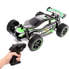 최신 소년 rc 자동차 전기 toys 원격 제어 자동차 2.4 그램 샤프트 드라이브 트럭 고속 제어 Remoto 드리프트 자동차 포함 배터리