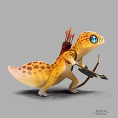 RPG Reptiles en Behance - D&D Dragonborn - Animales Fantasy Character Design, Character Concept, Character Inspiration, Character Art, Concept Art, Fantasy Magic, Fantasy Art, Dnd Characters, Fantasy Characters