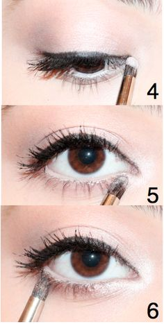Liana Beauty: How To: Make Your Eyes Look Bigger With Makeup
