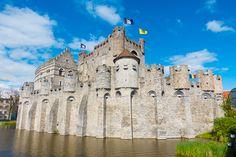 Ghent, Belgium. A beautiful, undiscovered European city worth visiting!