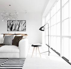 Scandi-inspired 3D apartment | NordicDesign