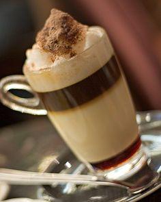 caramel latte. sweet as a stolen kiss. <3