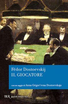 Foto Cover di Il giocatore, Libro di Fëdor Dostoevskij, edito da BUR Biblioteca Univ. Rizzoli