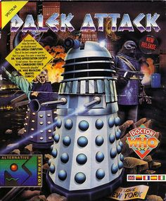 Doctor Who: Dalek Attack (1992)