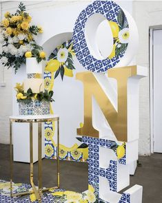 Diy Backdrop, Floral Backdrop, Italian Theme, Lemon Party, My Bridal Shower, Beautiful Baby Shower, Party Entertainment, 1st Birthday Girls, Baby Shower Themes