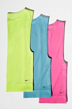 Stay dry and cool during your gym and studio workouts in the the Nike Dri-FIT Knit Sleeveless Shirt.