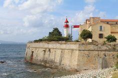 Phare Ajaccio Port Corse
