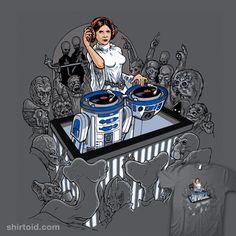 DJ Leia - http://imageshack.us/photo/my-images/856/djleia.jpg/ - Fotolog #dj #djculture #djart #starwars #music #musicart http://www.pinterest.com/TheHitman14/dj-culture-vinyl-fantasy/