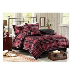 Product: Ruff Hewn Wilderness Plaid 5-pc. Comforter Set