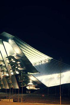 Obra: Estádio de Braga Arquitectura: Eduardo Souto de Moura Localização: Braga Data de Conclusão: 2005