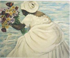 Flowers to Yemanja (Telma Weber) Brazil***