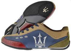 Discover Maserati Store: Style, Luxury and Exclusivity at Maserati Official Online Store. Buy Now Maserati Original Merchandise and Gadgets! Mens Puma Shoes, Gents Shoes, Beige Sneakers, Demonology, Pumas Shoes, Sports Shoes, Maserati, Leather Slip Ons, Designer Shoes