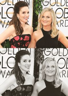 tina fey and amy poehler queens