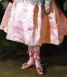 Росалес Гальина, Эдуардо (Мадрид 1836-1873) 1871, Консепсьон Серрано, будущая графиня Сантовенья