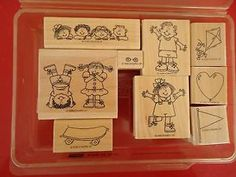 stampin up kids at play - Google Search