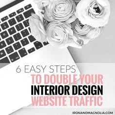 seo tips for interior designers