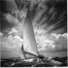 Velsheda and Endeavour | Michael Kahn