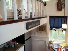 Playhouse Designs and Ideas: Big Dreams for Small Houses: Americana Decor